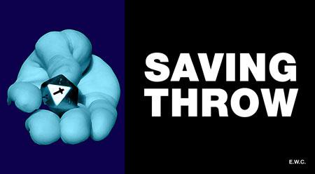 Saving-Throw