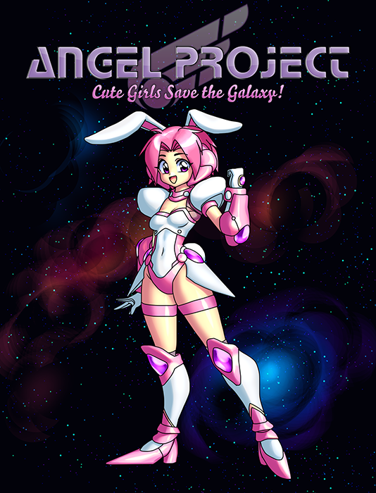Angel Project Cover