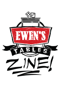 Ewen's Tables Zine